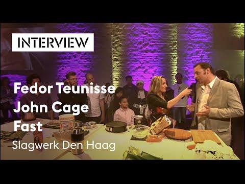 John Cage 'Fast' Slagwerk Den Haag, Holland Festival 2012