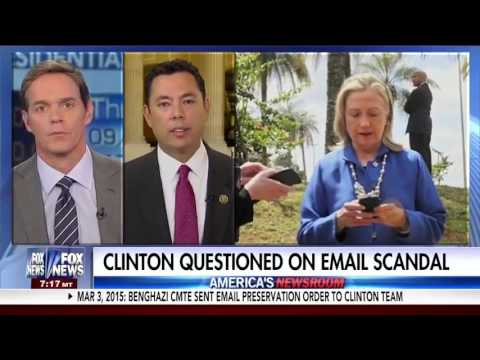 Jason Chaffetz Previews Hearing on FOIA Requests at the State Department