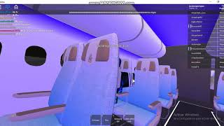 [roblox] emirates airlines A380 economy class [part 1]