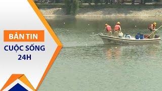 Chớ bàn lùi vụ làm sạch nước Hồ Gươm! | VTC