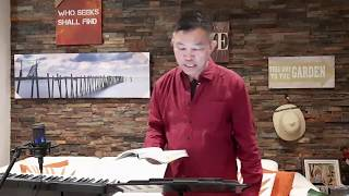 Lessons from the 2 gardens | Ps Joe Lim | KingdomDestiny