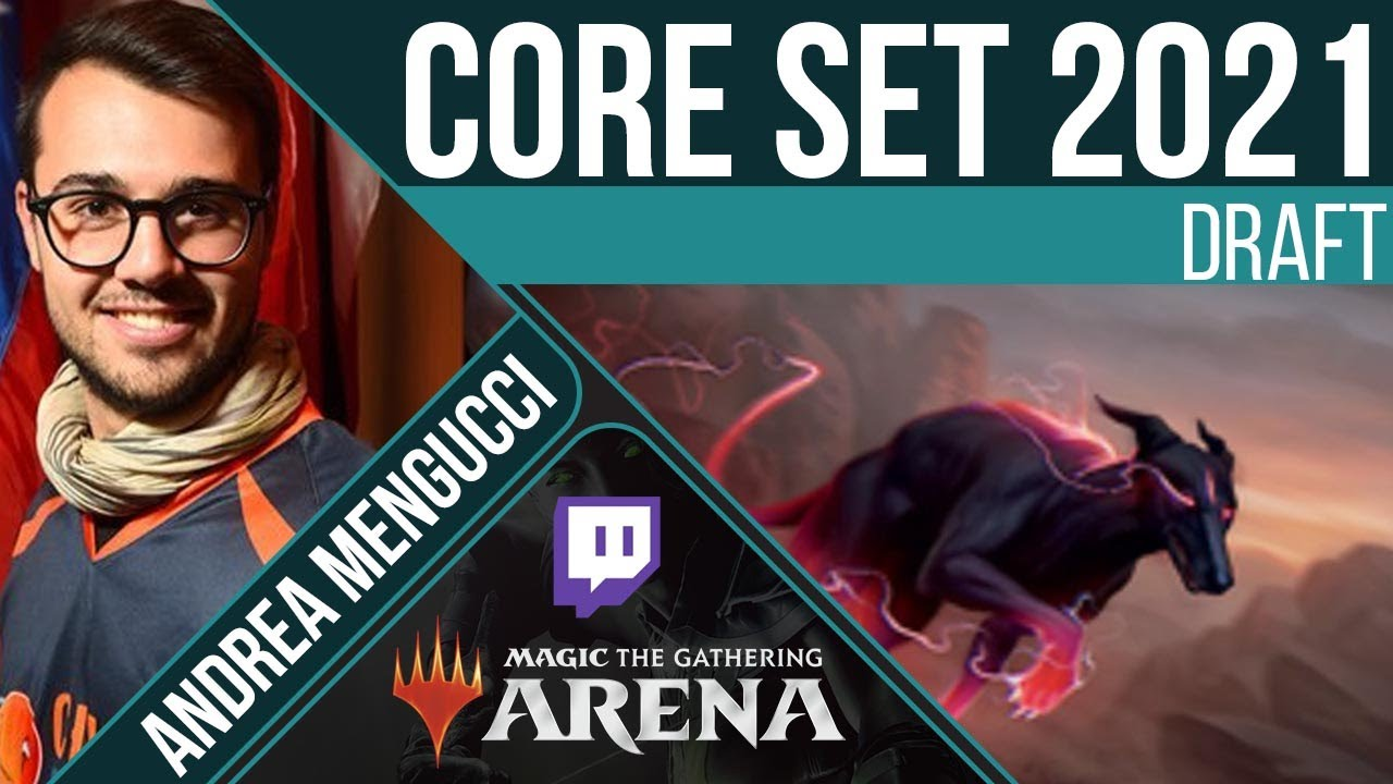Core Set 2021 Boros - Draft | Andrea Mengucci