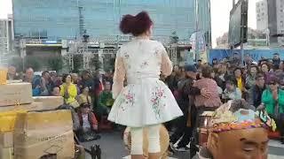 참이슬 인천 부평 거리축제 10,14
