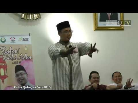 Ustadz Bobby Herwibowo, Menghafal Quran Semudah Tersenyum, Doha Qatar