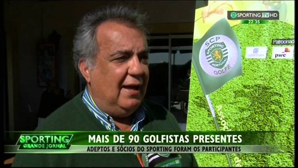 Golfe :: Sporting - Abertura da temporada no Ribatejo (Ribagolfe) 2015