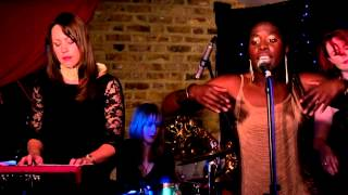 Vixens- London cover band available for hire through pro-bands.com
