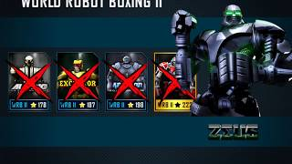 REAL STEEL WRB-ZEUS FLEW OVER THE RING (EXCAVATOR vs ZEUS) ЖИВАЯ СТАЛЬ