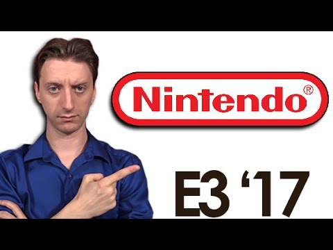 Grading Nintendo's Press Conference E3 2017 - ProJared