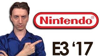 Grading Nintendo's Press Conference E3 2017 - ProJared