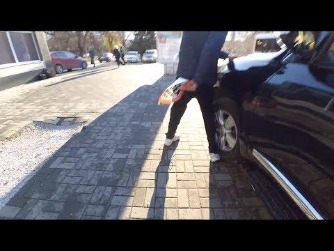 "СтопХам Крым - ""Аккуратная парковка на тротуаре!"""
