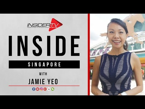 INSIDE Singapore with Jamie Yeo l Travel Guide l March 2017
