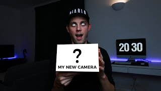 UNBOXING MY NEW CAMERA!! Sony A7iii - Canon EOS - Nikon Z6 ???