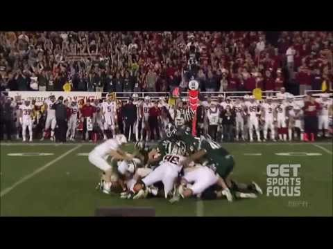 2013-2014 College Football BCS Bowl Highlights
