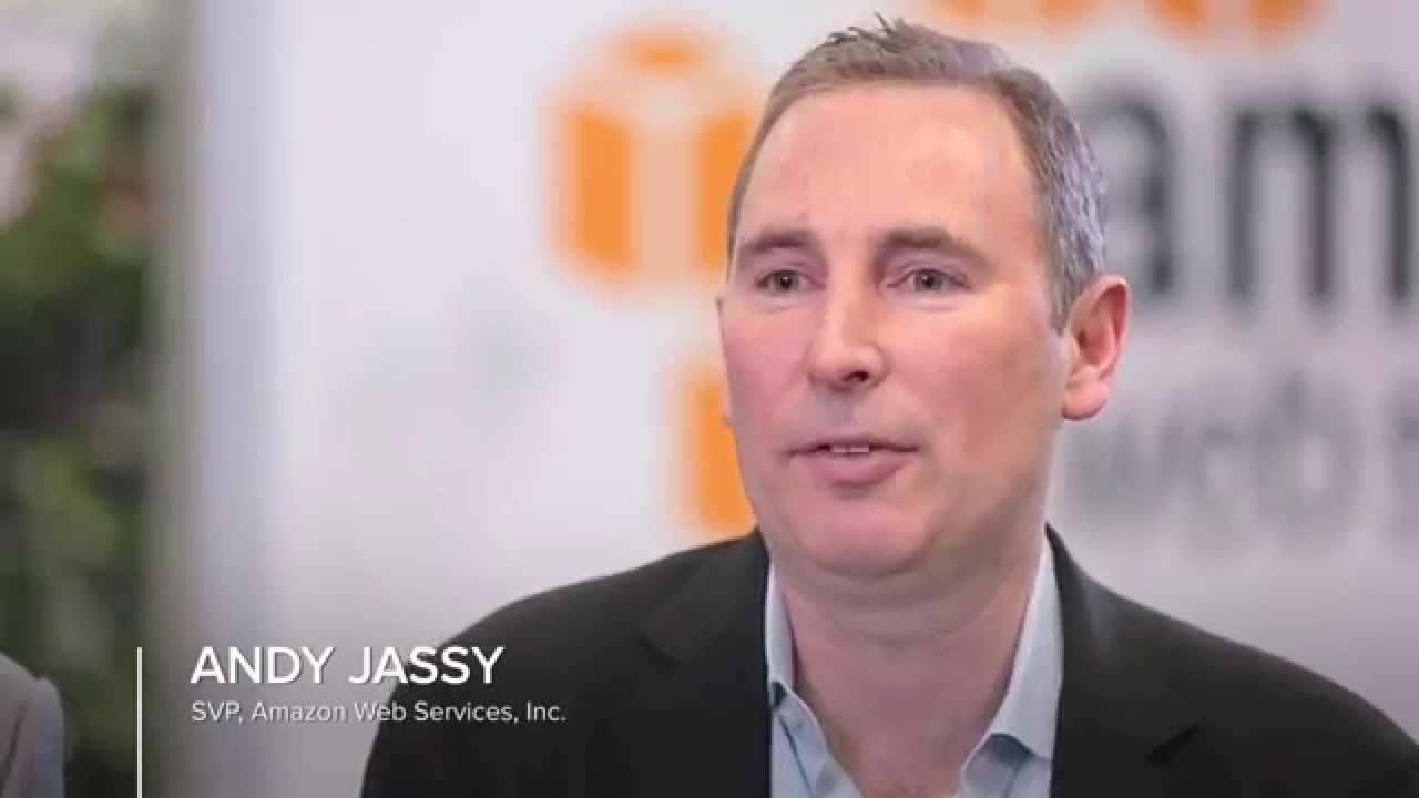 Andy Jassy on AWS-Infor cloud partnership - YouTube
