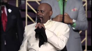 """Let it Rain"" Bishop Paul S. Morton (Live)"