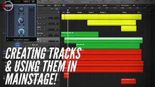 Musician Mondays: Creating and Using Backing Tracks Inside Mainstage 3