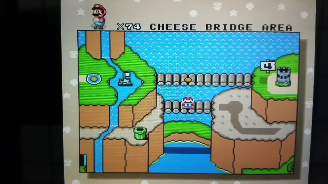 Super Mario World Vanilla Dome Secrets Youtube