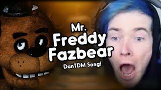 mr freddy fazbear dantdm remix song by endigo