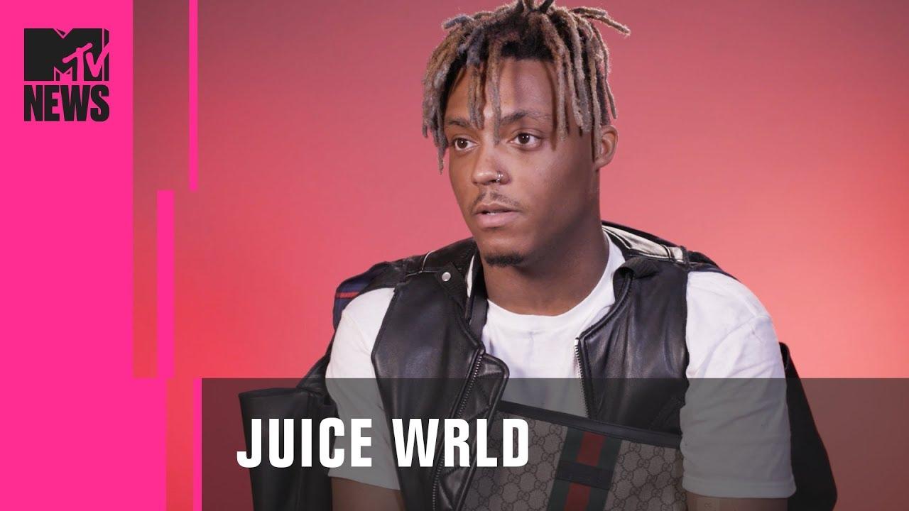 Juice WRLD on XXXTentacion, Lil Peep, Death, Drugs & Anime | MTV News