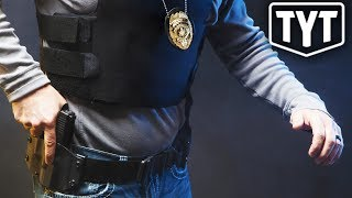 Police Furious With New Deadly Force Rules