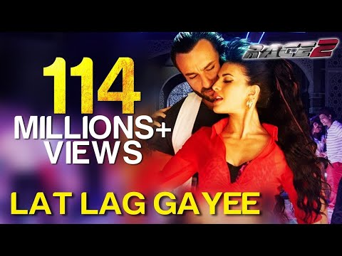 Lat Lag Gayee Lyrical - Race 2 | Saif Ali Khan, Jacqueline Fernandez | Benny Dayal,prachi