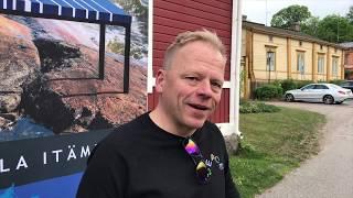 Juha: Kalastan, mökkeilen, veneilen, Naantalin Venemessut