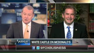 White Castle V.P.: Happy to welcome McDonald's to all-day breakfast