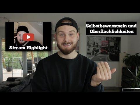 OBERFLÄCHLICHKEITEN Und SELBSTBEWUSSTSEIN   Stream Highlight #3   Saint Moré