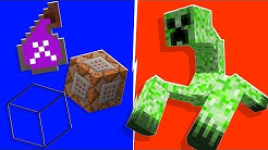 Minecraft - Cheating For A MUTANT Creeper Trap In Crazycraft | JeromeASF