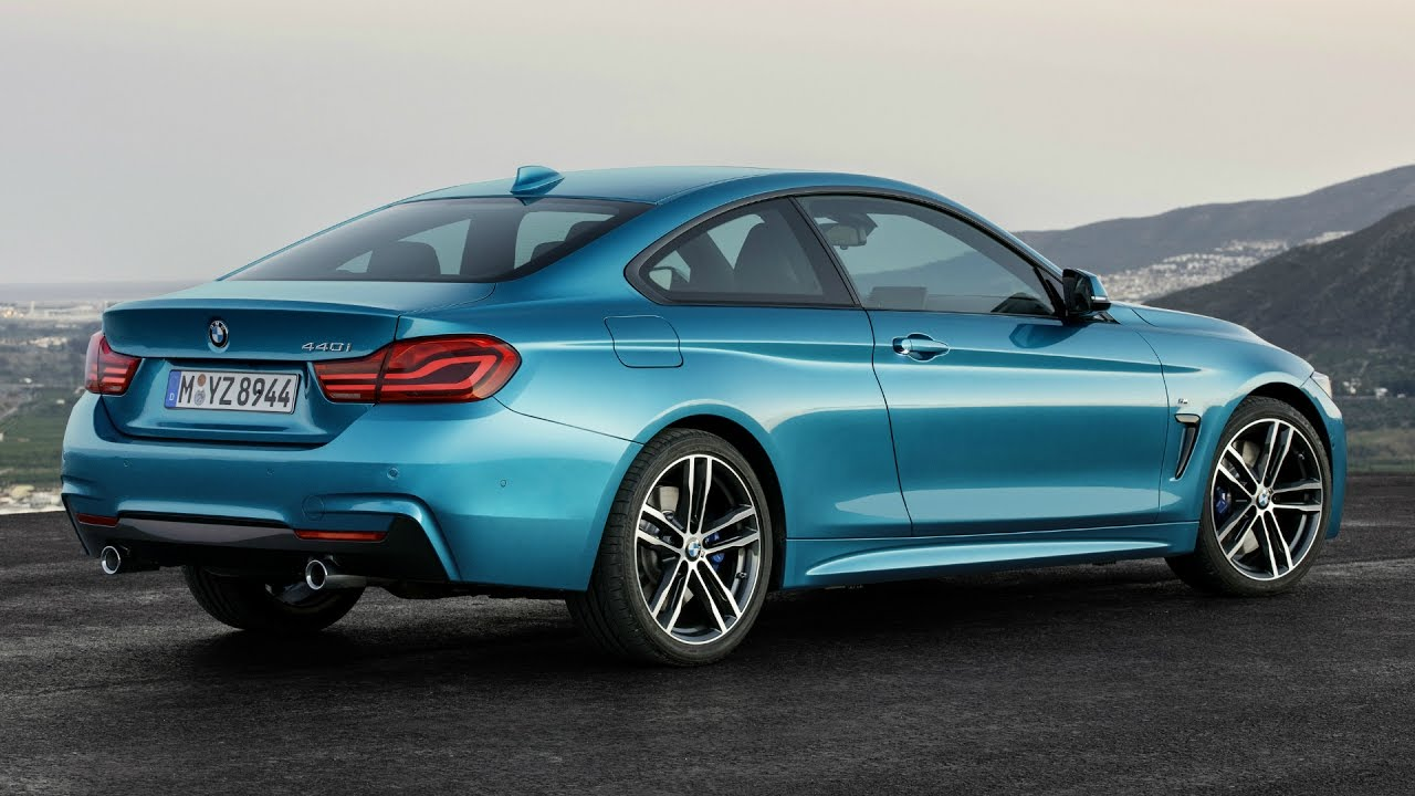 2017 BMW 4 Series M Sport Coupe Facelift  YouTube