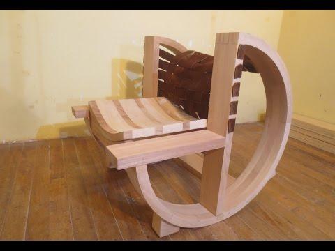 De Madera Carpinteria Como Hacer Mecedora Luis Mueble Una Lovon 34RLj5Aq