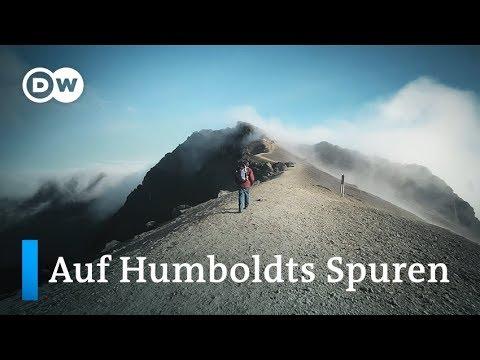 Alexander von Humboldt in Amerika: 'Allee der Vulkane' (2/6) | Projekt Zukunft