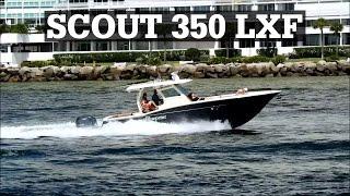 Scout 350 LXF Center Console | BLUEPRINT