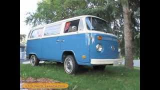 1973 VW Camper Bus for Sale: VW Weekender