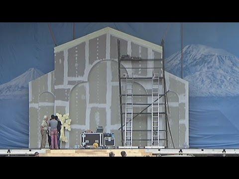 Чего ждут армяне от римского папы
