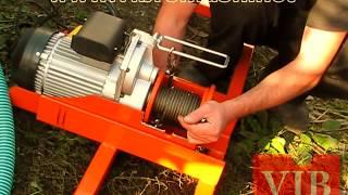 таль электрическая для буровой установки(таль электрическая для буровой установки http://vibromash.net/kompanija_vibromash.html., 2013-04-29T14:11:44.000Z)