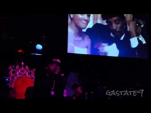 Big Boi message to Andre 3000 Live Concert Atlanta 2013