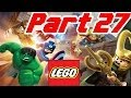 Lego Marvel Super Heroes - Part 27 - Cartoon Themes (HD) (Walkthrough)