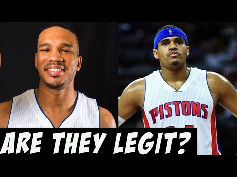 Can The Detroit Pistons Keep Up Their Hot Start?
