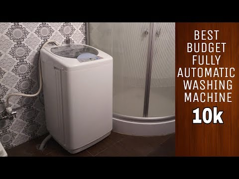 Best Budget Fully automatic Top Load Washing Machine | HAIER HWM60-10 | Review| Under 10k| Cheapest