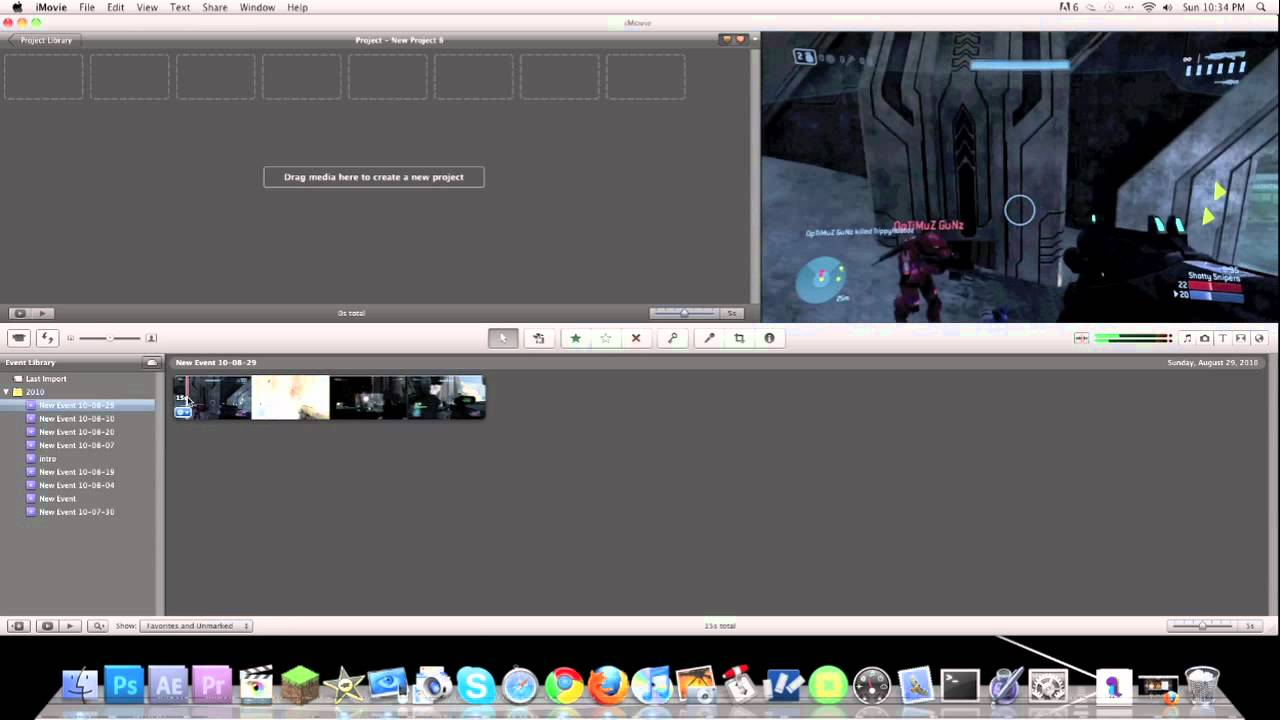 how to record gameplay on ps3 with a mac