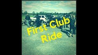 Terra Moto Social Club, First Ride!