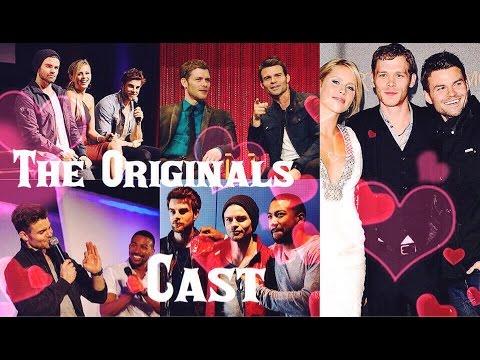 The Originals Cast HUMOR