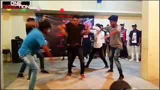 MHOWROCKERS dance crew showcase One Direction workshop