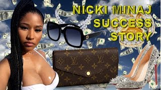 FROM RAGS TO RICHES THE SUCCESS STORY OF AMERICAN RAPPER NICKI MINAJ