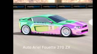 Fatal Racing 2 (Fan Trailer/Trackmania Mod Concept)