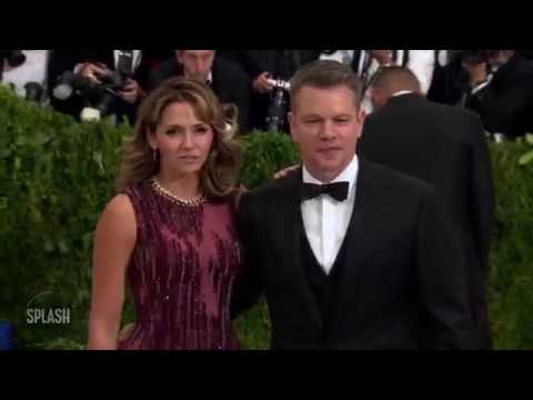Matt Damon Reportedly Wants to Move Family to Australia | Daily Celebrity News | Splash TV