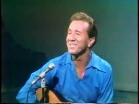 Marty Robbins Sings 'I Heard The Bluebirds Sing.'