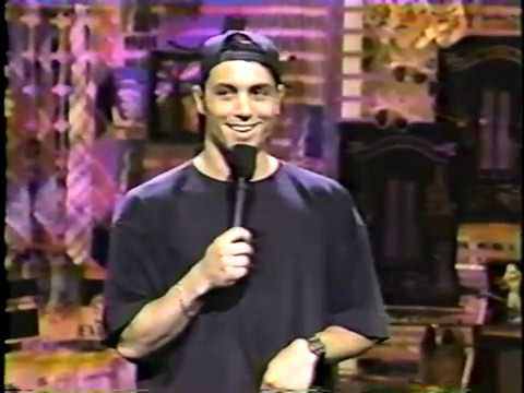 Joe Rogan on MTV's HalfHour Comedy Hour