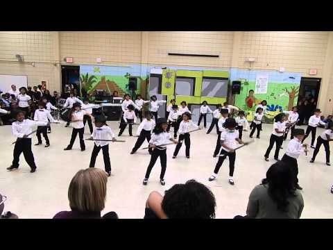 1st Grade Tap Dance Recital Preview - (Cleveland School of the Arts)